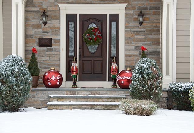 House, Door, Doorway, Architecture, Entrance