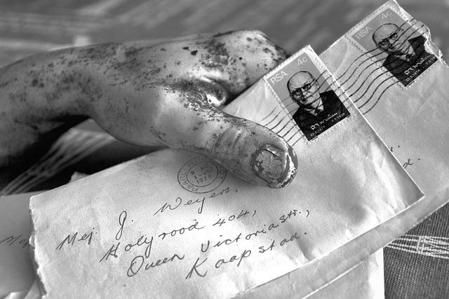 Love Letters, Memory, Envelope
