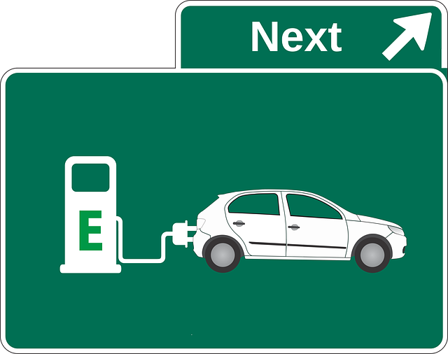 Electric Car, Petrol Stations, Environment, Protection