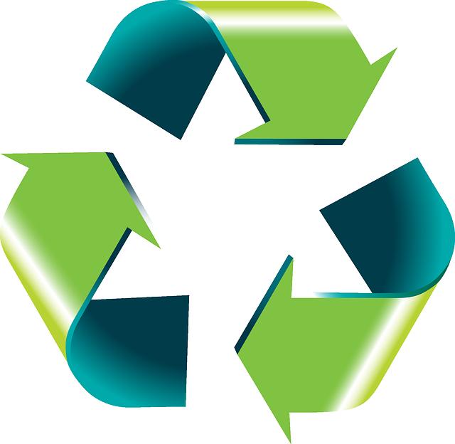 Recycling, Arrows, Circuit, Environmental Protection