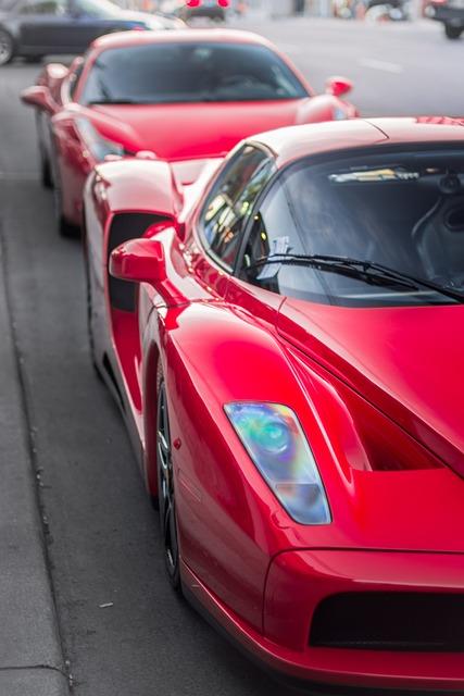 Ferrari, Enzo, Red