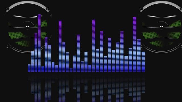 Sound Level, Speakers, Music, Eq, Equalizer