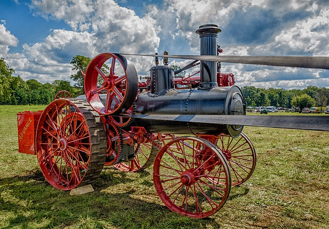 Tractor, Farming, Agriculture, Machinery, Equipment