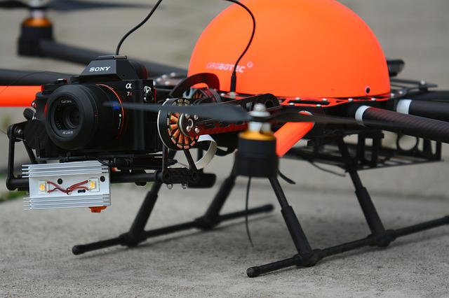 Drone, Equipment, Aircraft, Multicopter