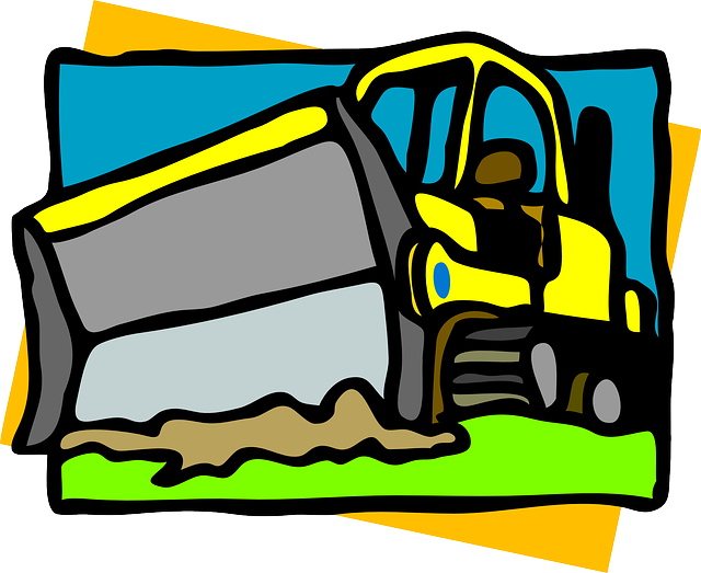 Bulldozer, Equipment, Heavy, Machine, Vehicle