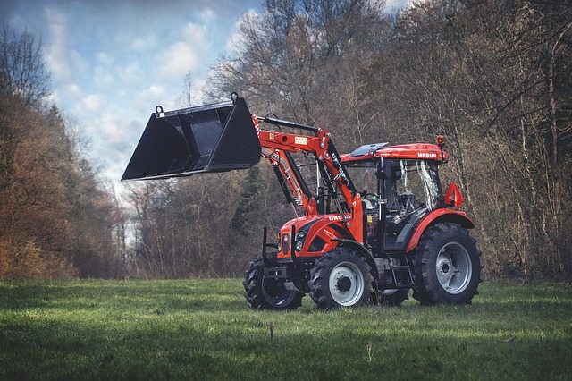 Machine, Tractor, Industry, Equipment, Agriculture