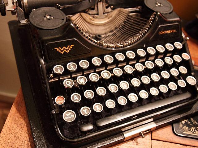 Alphabet, Antique, Character, Equipment, Key, Keyboard