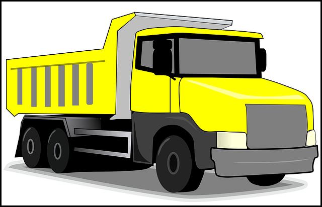 Truck, Loader, Equipment, Cargo, Loading, Heavy