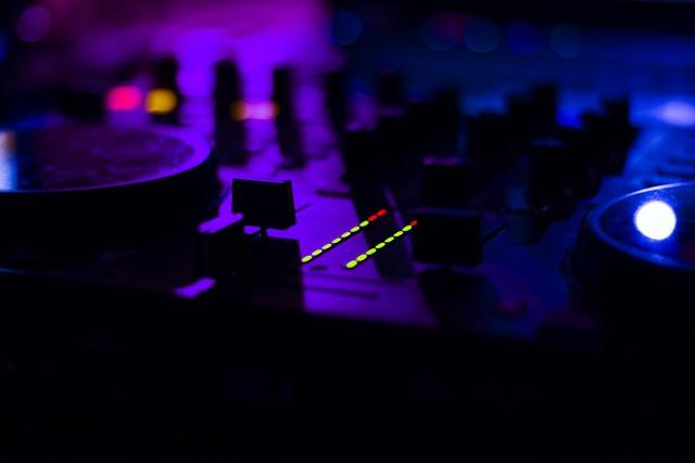 Dj, Club, Party, Mixer, Equipment
