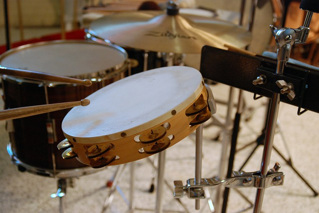 Percussion, Tambourine, Field Drum, Music, Equipment