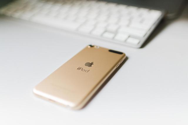 Ipod, Technology, Player, Music, Equipment, Wireless