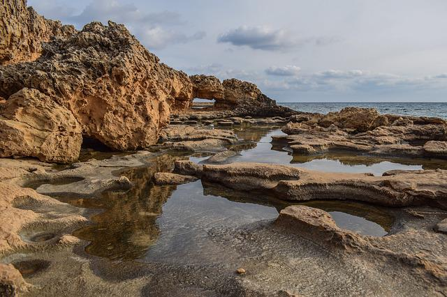 Rocky Coast, Formation, Erosion, Geology, Water, Nature