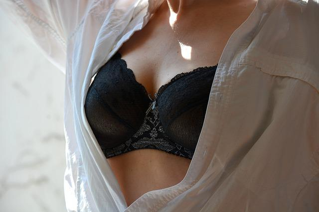 Bra, Breasts, Sexy, Erotic, Woman, Female, Romantic