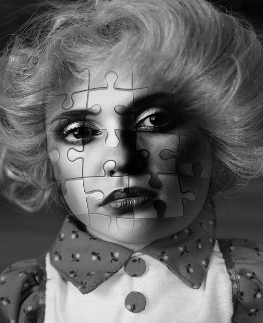 Face, Woman, Puzzle, Psychology, Personality, Error