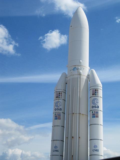 Ariane, Rocket, Space, All, Esa