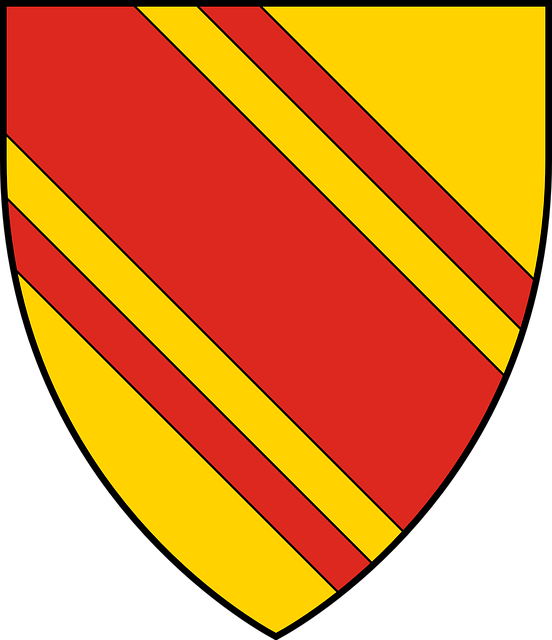 Beaufort, Heraldry, Coats, Arms, Attributs, Escutcheon