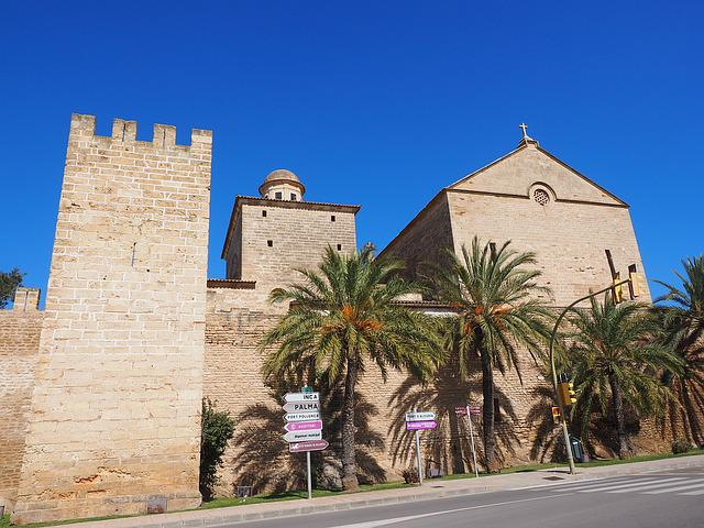 Església De Sant Jaume, Church, Alcúdia, Mallorca
