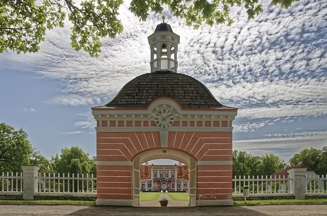 Estonia, Sagadi, Estate Of Sagadi, Manor, Manor House