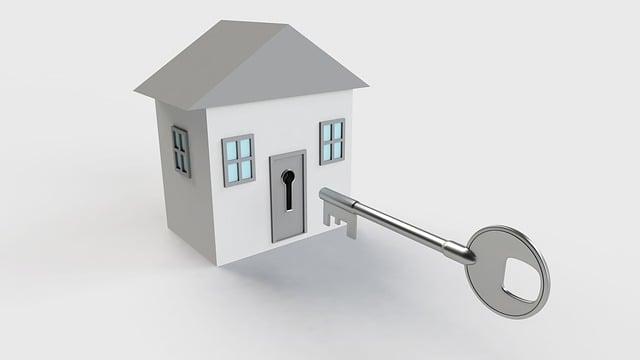 Key, House, House Keys, Home, Estate, Real, Mortgage