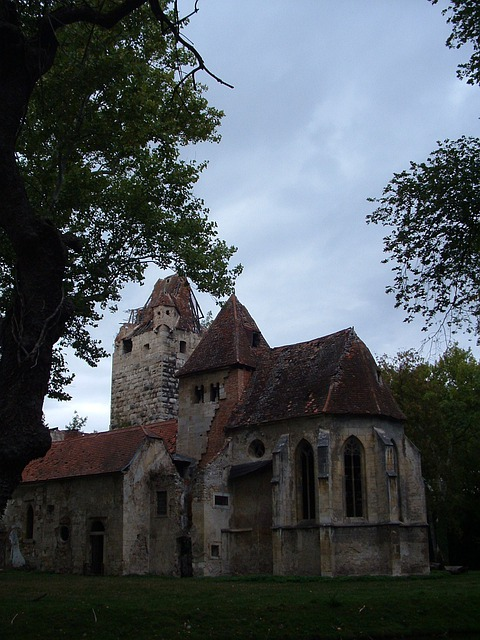 Austria, Pottendorf, Esterhazy Castle