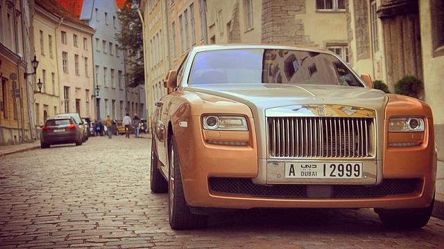 Estonia, Sports Car, Tallinn, Street, Park, Date, City