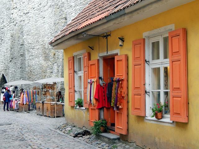 Estonia, Old, House