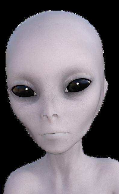 Alien, Et, Extraterrestrial, Space, Humanoid