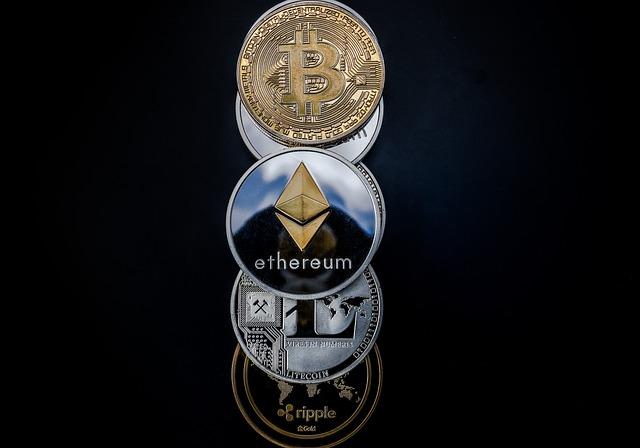 Cryptocurrency, Ethereum, Litecoin, Money, Crypto
