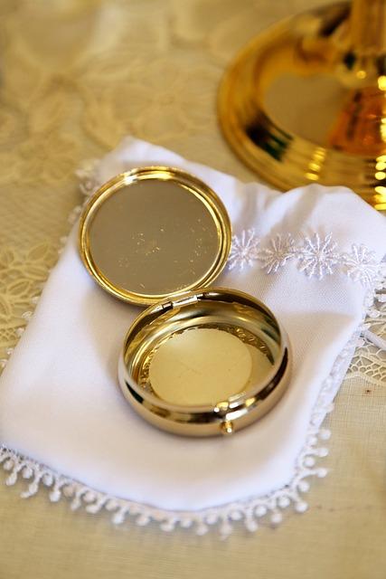Eucharist, Host, Communion, Catholic, Religion, Christ