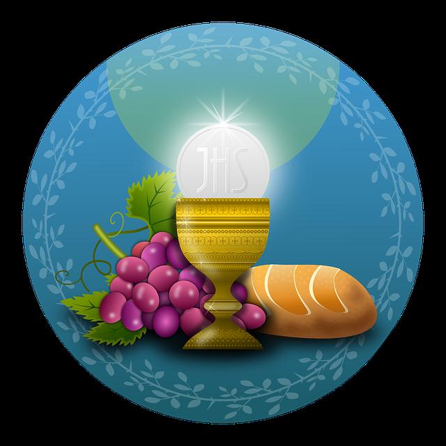 Religion, Eucharist, Eucharistic, Chalice, Grapes