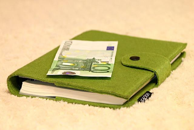 Book, Weekly, Euro, Business, Profit, Bill, Diary