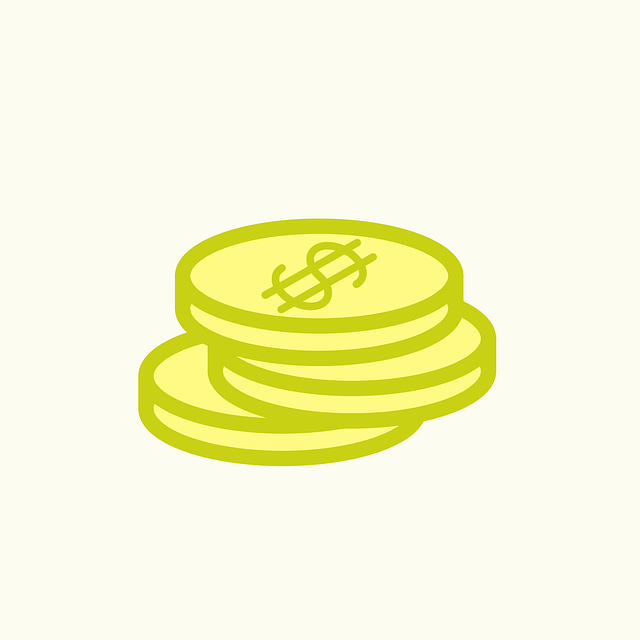 Coins, Money, Financial, Currency, Euro, Dollar, Gold