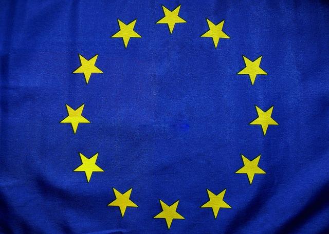 Euro Flag, Europe, Europe Flag, Eu Flag