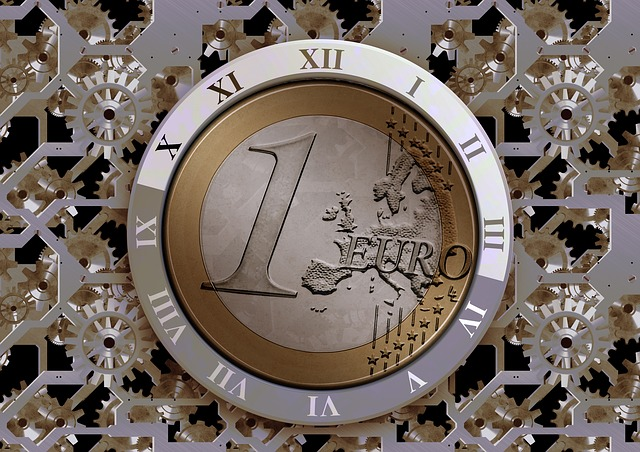 Clock, Time, Euro, Money, Currency, Europe, Teeth