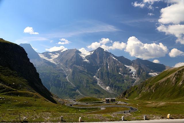Grossglockner, Mountain, Austria, Alps, Europe, Outdoor