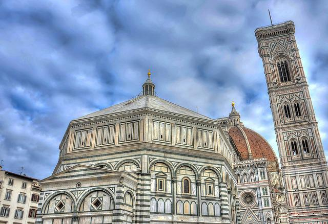 Florence, Italy, Duomo, Europe, Firenze, Architecture