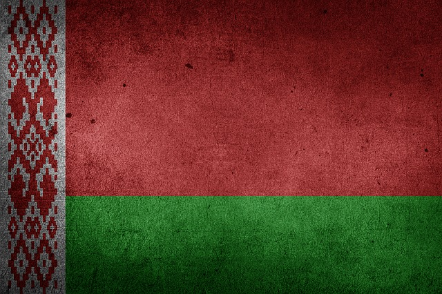 Belarus, Flag, Grunge, Europe, National Flag