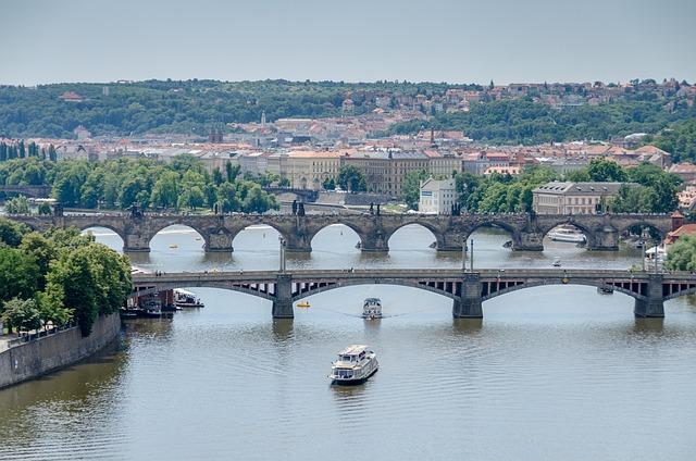 Prague, Historic, Europe, Czech Republic, Travel