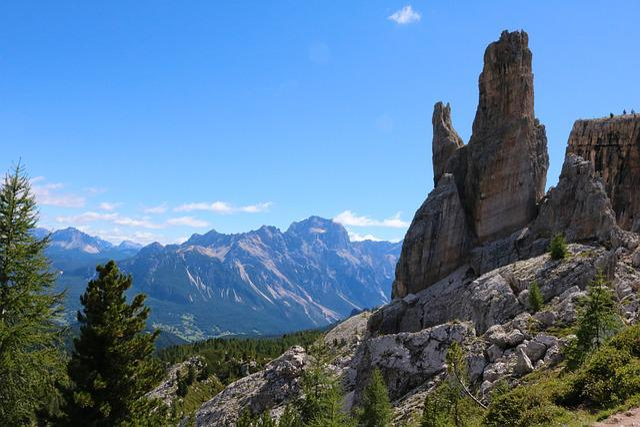 Italy, Dolomites, Europe, Mountain, Landscape, Rocks