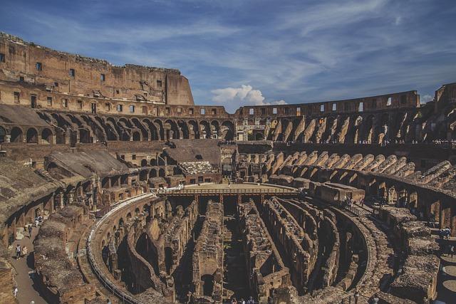Colosseum, Europe, Rome, Roma, Italy, Italian, Roman