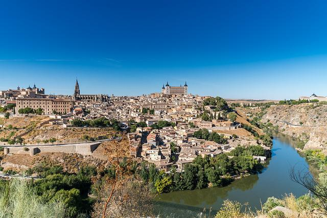 Toledo, Spain, Travel, Spanish, City, Historic, Europe