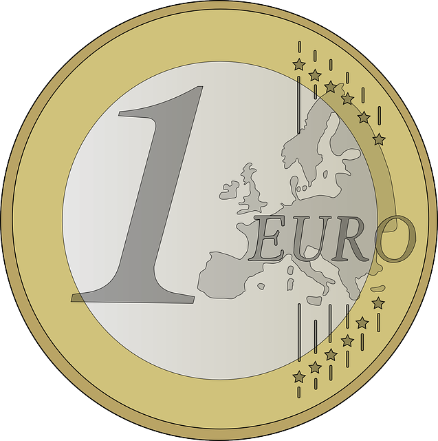 Coin, Euro, Europe, France, Money, Currency, Wealth