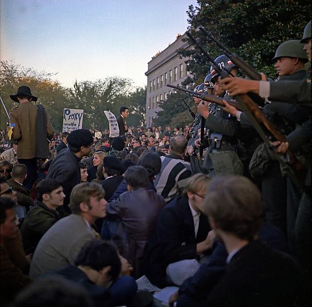 Event, Against The Vietnam War