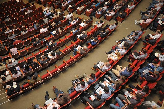 Event, Auditorium, Conference, International Conference