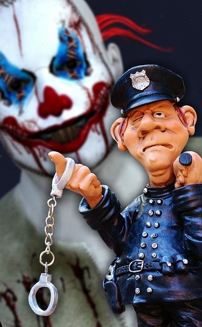 Evil Clowns, Trend, Terrible, Offender