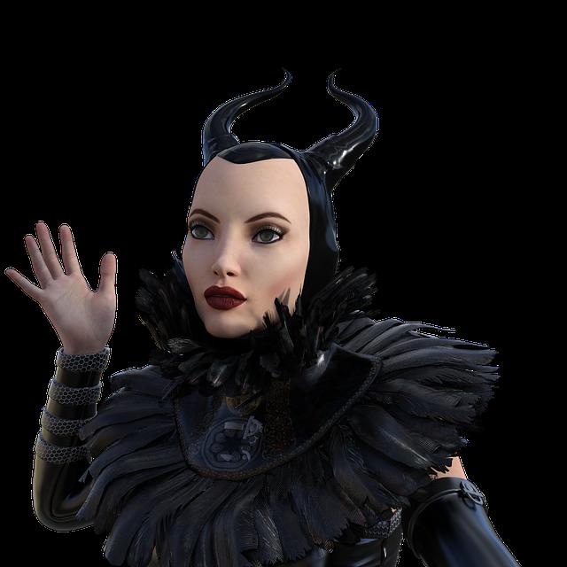 Evil Fairy, Fantasy, Woman, Beautiful, Fairytale