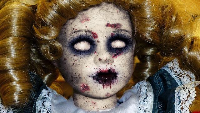 Halloween, Doll, Evil, Monster, Scary, Horror, Fear