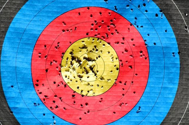 Target, Archery, Sport, Center, Exactly