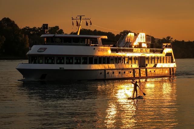 Ship, Paddler, More, Excursion Steamer