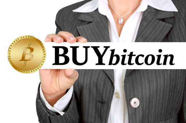 Bitcoin, Coin, Money, Businesswoman, Executive
